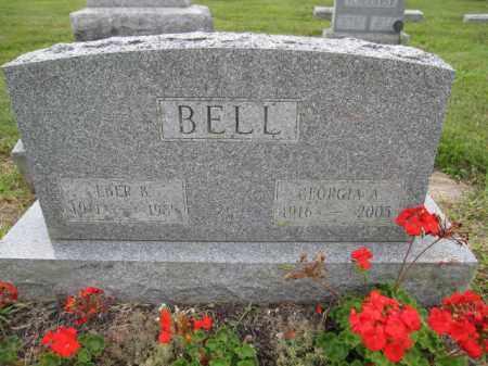 BELL, GOERGIA A. - Union County, Ohio | GOERGIA A. BELL - Ohio Gravestone Photos