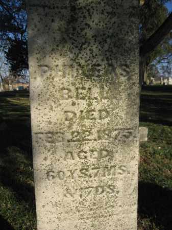 BELL, PHINEAS - Union County, Ohio   PHINEAS BELL - Ohio Gravestone Photos