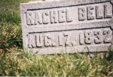 BELL, RACHEL - Union County, Ohio   RACHEL BELL - Ohio Gravestone Photos