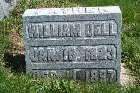 BELL, WILLIAM - Union County, Ohio   WILLIAM BELL - Ohio Gravestone Photos