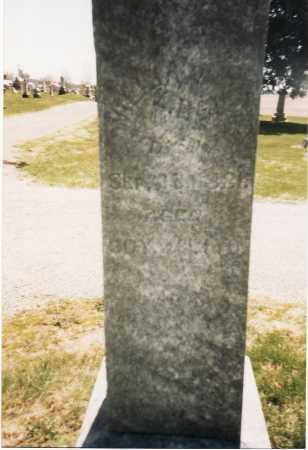 BELL, WILLIAM LEROY - Union County, Ohio | WILLIAM LEROY BELL - Ohio Gravestone Photos