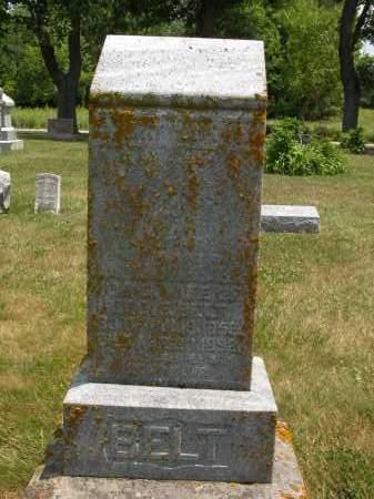BELT, IDA G. - Union County, Ohio | IDA G. BELT - Ohio Gravestone Photos