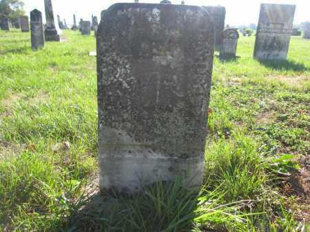 BENSON, FRANK - Union County, Ohio   FRANK BENSON - Ohio Gravestone Photos