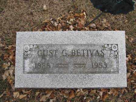 BETIVAS, GUST G. - Union County, Ohio | GUST G. BETIVAS - Ohio Gravestone Photos