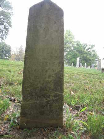 BIDDLE, ELIZABETH - Union County, Ohio   ELIZABETH BIDDLE - Ohio Gravestone Photos