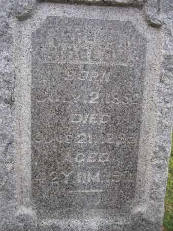 BIGELOW, JEREMIAH D. - Union County, Ohio   JEREMIAH D. BIGELOW - Ohio Gravestone Photos