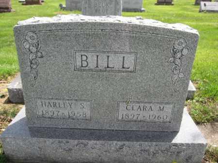 BILL, CLARA M. - Union County, Ohio | CLARA M. BILL - Ohio Gravestone Photos