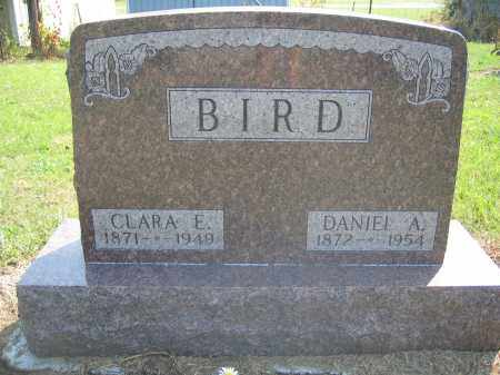 BIRD, DANIEL A. - Union County, Ohio | DANIEL A. BIRD - Ohio Gravestone Photos