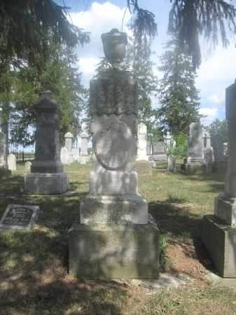 BISCHOFF, ANNA MARGARETHA - Union County, Ohio | ANNA MARGARETHA BISCHOFF - Ohio Gravestone Photos