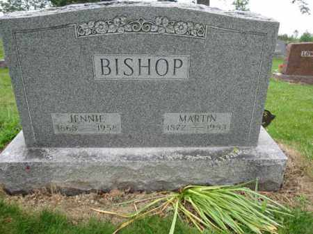 BISHOP, MARTIN - Union County, Ohio | MARTIN BISHOP - Ohio Gravestone Photos