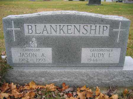 BLANKENSHIP, JUDY L. - Union County, Ohio | JUDY L. BLANKENSHIP - Ohio Gravestone Photos