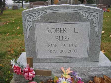 BLISS, ROBERT L. - Union County, Ohio | ROBERT L. BLISS - Ohio Gravestone Photos