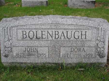 BOLENBAUGH, JOHN - Union County, Ohio | JOHN BOLENBAUGH - Ohio Gravestone Photos