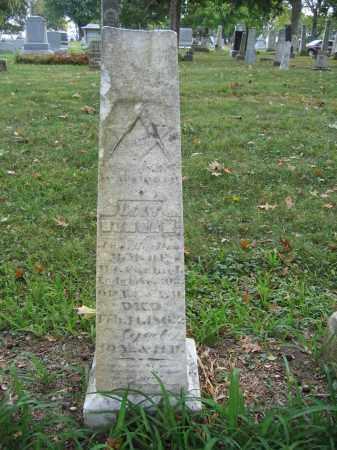 BONHAM, LETT - Union County, Ohio | LETT BONHAM - Ohio Gravestone Photos