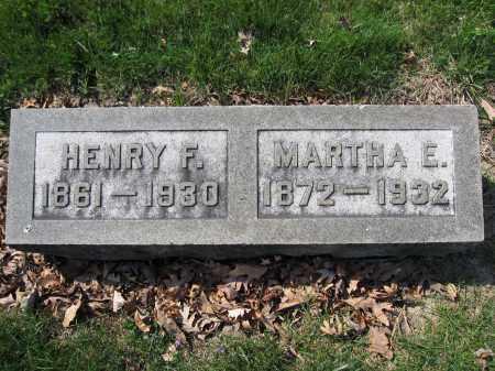 BROOKER, HENRY F. - Union County, Ohio   HENRY F. BROOKER - Ohio Gravestone Photos