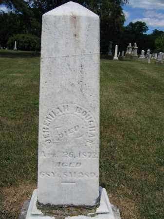 BOUGHAN, JEREMIAH - Union County, Ohio | JEREMIAH BOUGHAN - Ohio Gravestone Photos