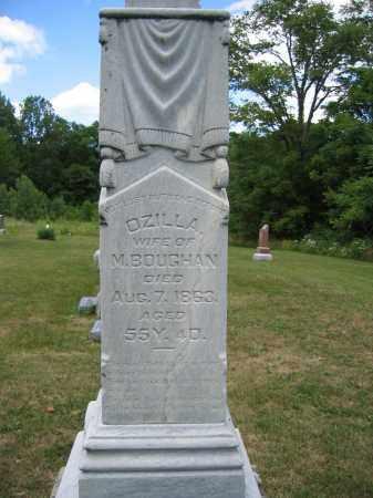 BOUGHAN, OZILLA - Union County, Ohio | OZILLA BOUGHAN - Ohio Gravestone Photos