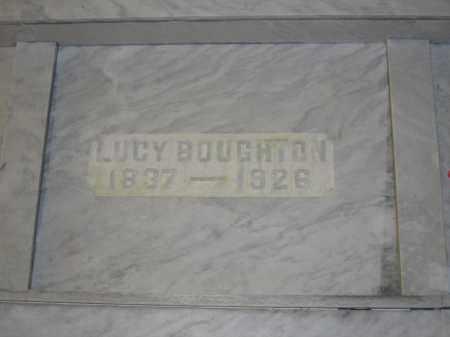 BOUGHTON, LUCY - Union County, Ohio   LUCY BOUGHTON - Ohio Gravestone Photos