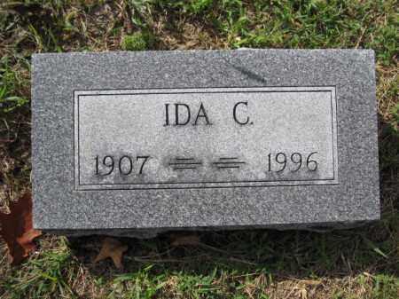 BOUIC, IDA C. - Union County, Ohio | IDA C. BOUIC - Ohio Gravestone Photos