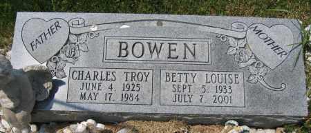 BOWEN, CHARLES TROY - Union County, Ohio | CHARLES TROY BOWEN - Ohio Gravestone Photos