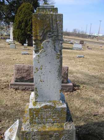 BOWEN, ELEANOR - Union County, Ohio | ELEANOR BOWEN - Ohio Gravestone Photos