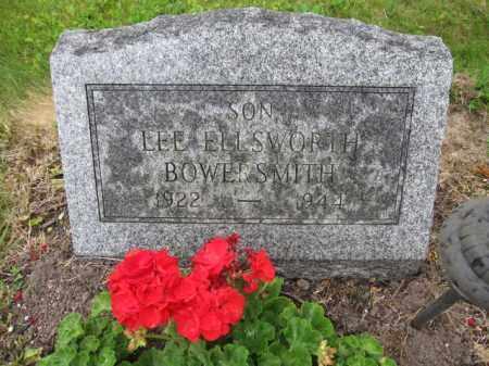 BOWERSMITH, LEE ELLSWORTH - Union County, Ohio | LEE ELLSWORTH BOWERSMITH - Ohio Gravestone Photos