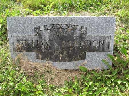 BRADDON, WILLIAM - Union County, Ohio | WILLIAM BRADDON - Ohio Gravestone Photos