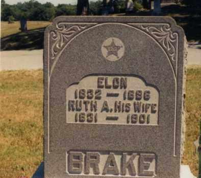 BRAKE, RUTH ANN SPEESE - Union County, Ohio | RUTH ANN SPEESE BRAKE - Ohio Gravestone Photos