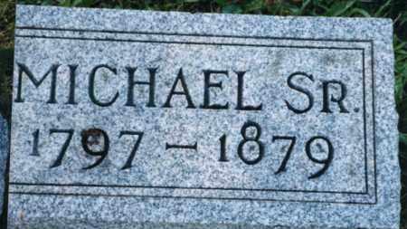 BRAKE, MICHAEL SR. - Union County, Ohio | MICHAEL SR. BRAKE - Ohio Gravestone Photos