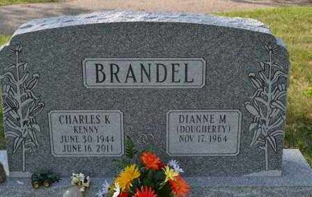 BRANDEL, DIANNE M. - Union County, Ohio   DIANNE M. BRANDEL - Ohio Gravestone Photos
