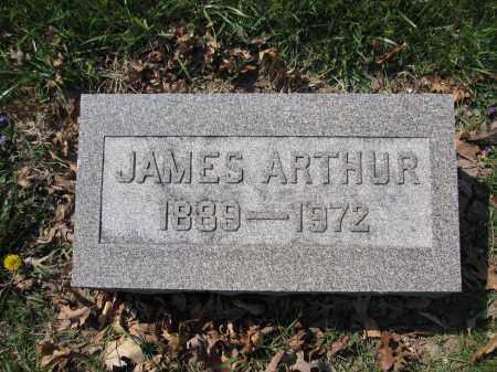 BROOKER, JAMES ARTHUR - Union County, Ohio | JAMES ARTHUR BROOKER - Ohio Gravestone Photos