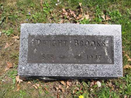 BROOKS, DWIGHT - Union County, Ohio | DWIGHT BROOKS - Ohio Gravestone Photos