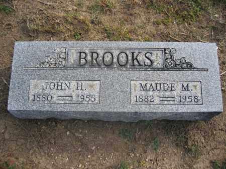 BROOKS, MAUDE M. - Union County, Ohio   MAUDE M. BROOKS - Ohio Gravestone Photos