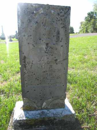 BRYAN, MARY - Union County, Ohio | MARY BRYAN - Ohio Gravestone Photos