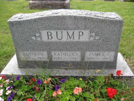 BUMP, JAMES G. - Union County, Ohio | JAMES G. BUMP - Ohio Gravestone Photos