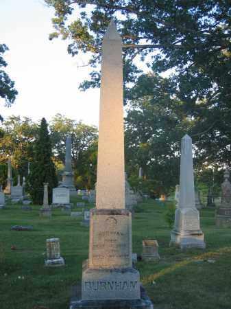 BURNHAM, H.C. - Union County, Ohio | H.C. BURNHAM - Ohio Gravestone Photos