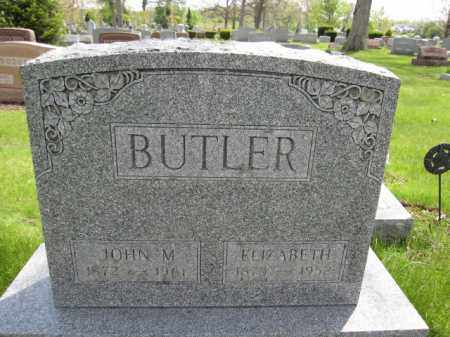 BUTLER, ELIZABETH BEARD - Union County, Ohio | ELIZABETH BEARD BUTLER - Ohio Gravestone Photos