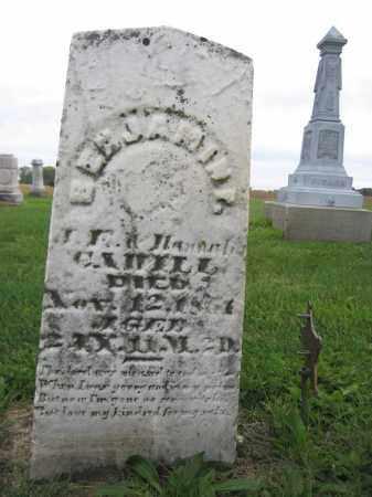 CAHILL, BENJAMIN F. - Union County, Ohio | BENJAMIN F. CAHILL - Ohio Gravestone Photos