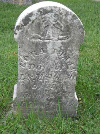 CAHILL, CORA BELL - Union County, Ohio   CORA BELL CAHILL - Ohio Gravestone Photos
