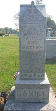 CAHILL, ENOS - Union County, Ohio | ENOS CAHILL - Ohio Gravestone Photos