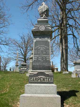 CARPENTER, SOLOMON - Union County, Ohio | SOLOMON CARPENTER - Ohio Gravestone Photos