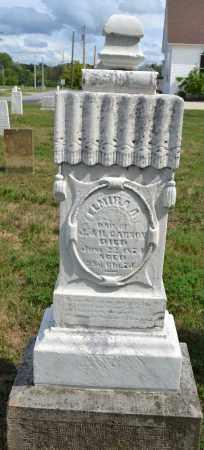 CARSON, ELMIRA A. - Union County, Ohio | ELMIRA A. CARSON - Ohio Gravestone Photos