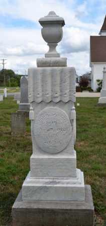 CARSON, HANNAH - Union County, Ohio | HANNAH CARSON - Ohio Gravestone Photos