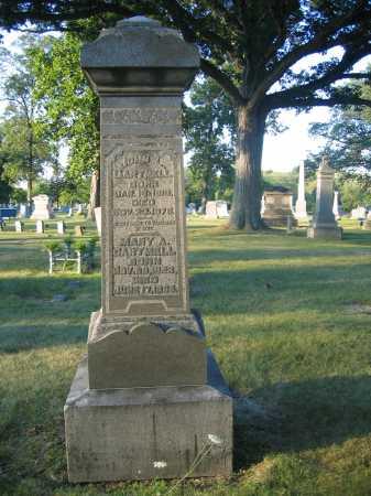 CARTMELL, MARY A. - Union County, Ohio | MARY A. CARTMELL - Ohio Gravestone Photos