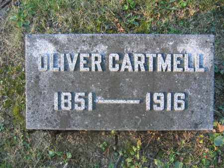 CARTMELL, OLIVER - Union County, Ohio | OLIVER CARTMELL - Ohio Gravestone Photos
