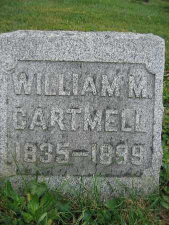 CARTMELL, WILLIAM M. - Union County, Ohio | WILLIAM M. CARTMELL - Ohio Gravestone Photos