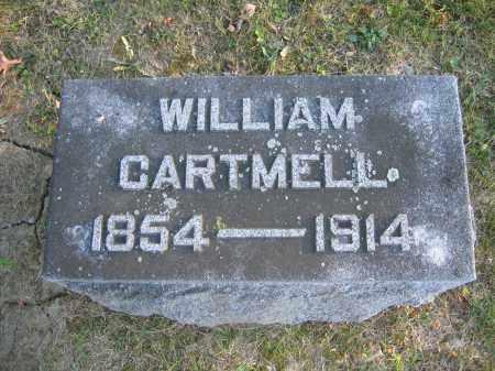 CARTMELL, WILLIAM - Union County, Ohio | WILLIAM CARTMELL - Ohio Gravestone Photos