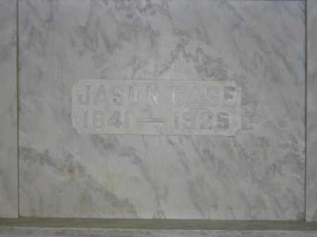 CASE, JASON - Union County, Ohio | JASON CASE - Ohio Gravestone Photos
