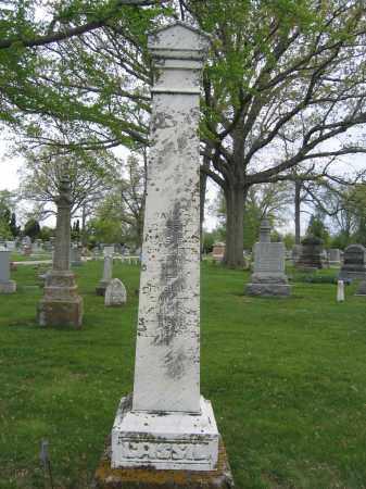 CASSIL, JOHN - Union County, Ohio | JOHN CASSIL - Ohio Gravestone Photos
