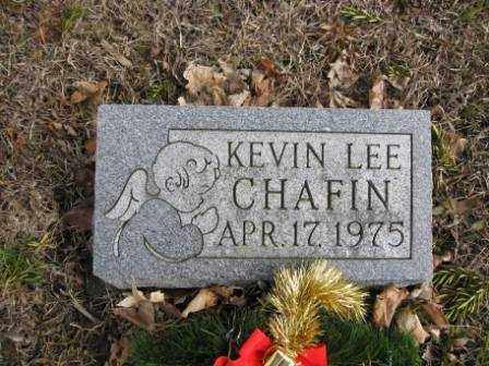 CHAFIN, KEVIN LEE - Union County, Ohio | KEVIN LEE CHAFIN - Ohio Gravestone Photos